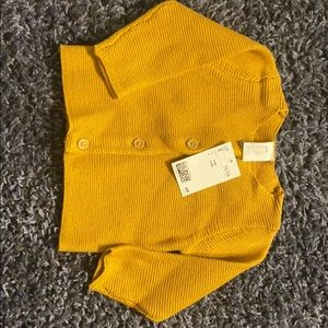 Brand new Baby Sweater from H&M